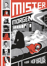 Image: Mister Morgen GN  - Conundrum Press