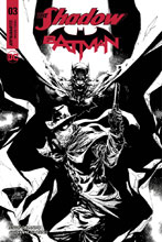 Image: Shadow / Batman #3 (cover F incentive - Tan) (10-copy) - Dynamite
