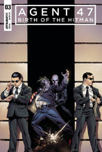 Image: Agent 47: Birth of Hitman #3 (cover A - Lau) - Dynamite