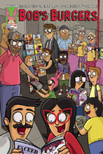 Image: Bob's Burgers #16 (variant cover  - Dynamite