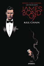 Image: James Bond: Kill Chain #6 (cover A - Smallwood) - Dynamite