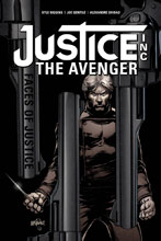 Image: Justice, Inc.: Avenger - Faces of Justice SC  - Dynamite