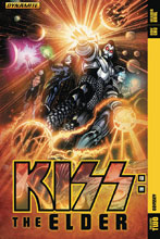 Image: Kiss: The Elder Vol. 02: Odyssey SC  - Dynamite