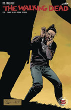 Image: Walking Dead #173 (DFE signed Red - Gaudiano) - Dynamic Forces