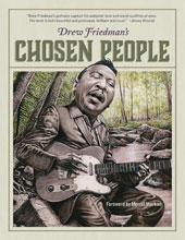 Image: Drew Friedman's Chosen People HC  - Fantagraphics Books