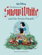Image: Walt Disney: The Return of Snow White & the Seven Dwarfs GN  - Fantagraphics Books