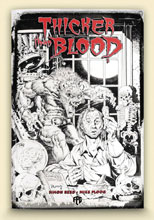 Image: Thicker Than Blood SC  (Ploog Pencil edition) - FPG