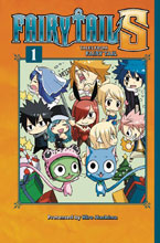 Image: Fairy Tail S Vol. 01: Tales from Fairy Tail GN  - Kodansha Comics