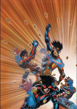 Image: Catalyst Prime Accell Vol. 2 #2 - Lion Forge