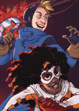 Image: Catalyst Prime: Superb Vol. 2 #1 - Lion Forge