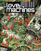 Image: Love Machines HC  - Northwest Press