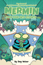 Image: Mermin Vol. 04 GN  - Oni Press Inc.