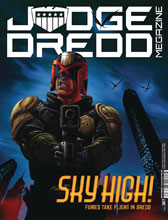 Image: Judge Dredd Megazine #391 - Rebellion / 2000AD