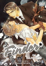 Image: Finder Deluxe Edition Vol. 04: In Captivity GN  - Sublime