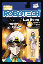 Image: Robotech #5 (cover C - Action Figure) - Titan Comics