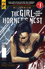 Image: Millennium: Girl Who Kicked the Hortnet's Nest #1 (cover A  - Titan Comics
