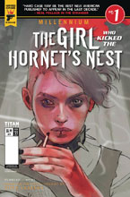 Image: Millennium: Girl Who Kicked the Hortnet's Nest #1 (cover C  - Titan Comics