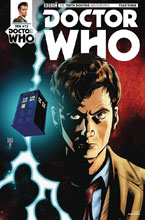 Image: Doctor Who: The 10th Doctor - Year Three #12 (cover A - Shedd) - Titan Comics