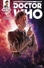 Image: Doctor Who: The 10th Doctor - Year Three #12 (cover B - Photo) - Titan Comics