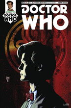 Image: Doctor Who: The 11th Doctor - Year Three #13 (cover A - Shedd) - Titan Comics