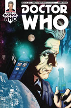 Image: Doctor Who: The 12th Doctor - Year Three #11 (cover A - Shedd) - Titan Comics