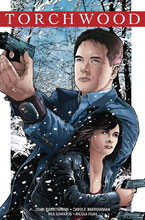 Image: Torchwood: The Culling #4 (cover A - Navarro) - Titan Comics