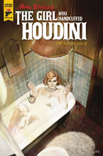 Image: Minky Woodcock: The Girl Who Handcuffed Houdini #2 (cover A - Dalton) - Titan Comics