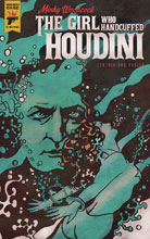 Image: Minky Woodcock: The Girl Who Handcuffed Houdini #2 (cover B - Von Buhler) - Titan Comics