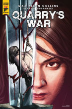 Image: Quarry's War #2 (cover A - Conrad) - Titan Comics