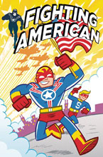 Image: Fighting American #3 (cover B - Balthazar) - Titan Comics