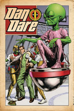 Image: Dan Dare #3 (cover B - Weston) - Titan Comics
