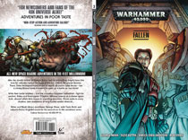 Image: Warhammer 40,000 Vol. 03: The Fallen SC  - Titan Comics