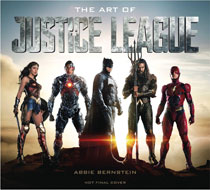 Image: Justice League: Art of the Film HC  - Titan Comics