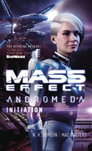 Image: Mass Effect Initiation PB  - Titan Comics