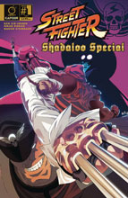 Image: Street Fighter: Shadaloo Special  (cover A - Steinbach) - Udon Entertainment Inc