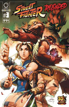 Image: Street Fighter Reloaded #3 - Udon Entertainment Inc