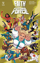 Image: Faith and the Future Force SC  - Valiant Entertainment LLC