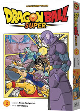 Image: Dragon Ball Super Vol. 02 GN  - Viz Media LLC