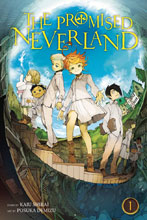 Image: Promised Neverland Vol. 01 GN  - Viz Media LLC