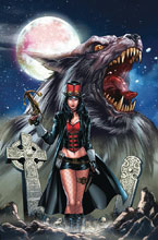 Image: Van Helsing vs. The Werewolf #6 (cover A - Riveiro) - Zenescope Entertainment Inc