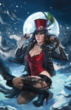 Image: Van Helsing vs. The Werewolf #6 (cover C - Burns) - Zenescope Entertainment Inc