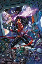 Image: Black Sable #6 (cover A - Vitorino) - Zenescope Entertainment Inc