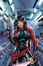 Image: Black Sable #6 (cover C - Reyes) - Zenescope Entertainment Inc