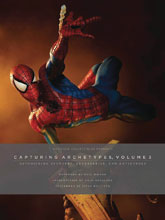 Image: Capturing Archetypes Vol. 03: Astonishing Avengers Adversaries Antiheroes  - Insight Editions