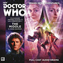 Image: Doctor Who Audio CD: The Middle  - Big Finish