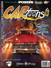 Image: Cartoons Magazine #12 - Picture Esque Publishing