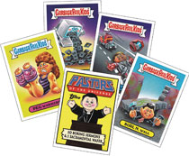 Image: Topps 2018 Garbage Pail Kids Series 1 Card Box  - Topps Company