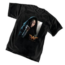 Image: Wonder Woman T-Shirt: Diana  (M) - Graphitti Designs