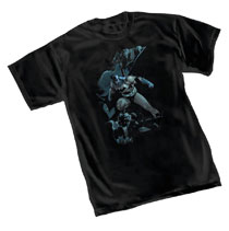 Image: Batman T-Shirt: Hush II  (XL) - Graphitti Designs