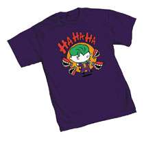 Image: Joker T-Shirt: Cutie  (L) - Graphitti Designs